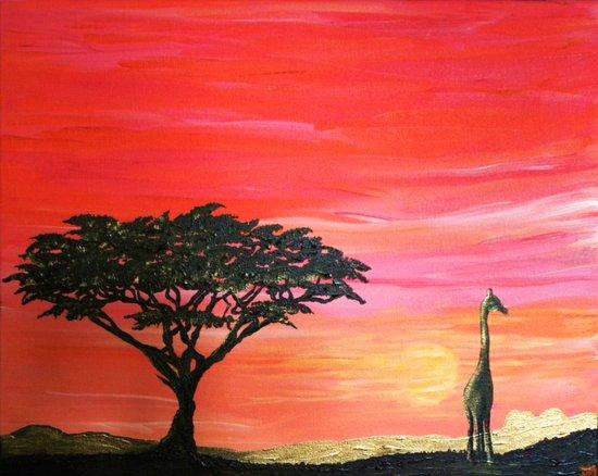 Savannah Art Print