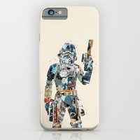 iPhone Cases featuring modern trooper by bri.buckley