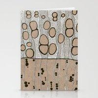 Inside White Ash 2 Stationery Cards