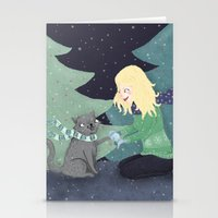 Giving Gifts at Christmas Stationery Cards