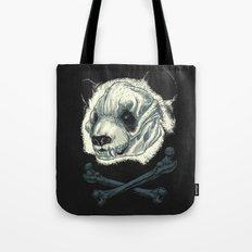 Hardcore Panda! Tote Bag