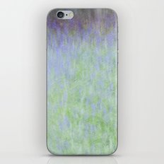 Bluebells iPhone & iPod Skin