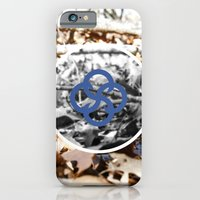 iPhone Cases featuring Social8 by ArchedDeer