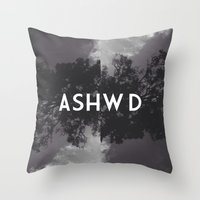 ASHWD #2 Throw Pillow