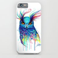 iPhone Cases featuring -Aurora- by PeeGeeArts
