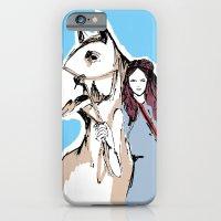 Horse Love iPhone 6 Slim Case