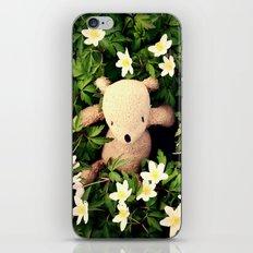Yeah, Spring flowers iPhone & iPod Skin