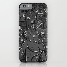 WOLVES OF PERIGORD iPhone 6s Slim Case