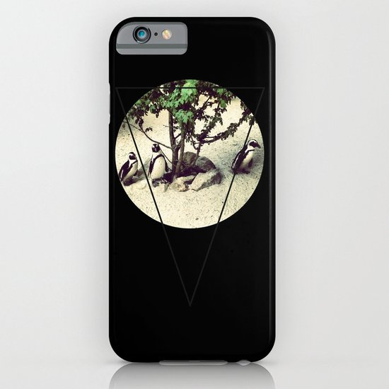 penguins stole my sanity. iPhone & iPod Case