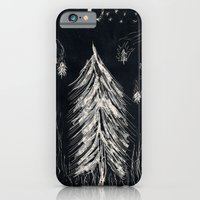 Midnight In A  Burning Forest iPhone 6 Slim Case