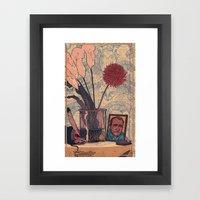 Its Bukowski Framed Art Print