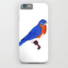Pretty bird iPhone 6s Slim Case