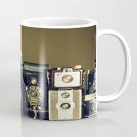 Vintage Camera Collectio… Mug