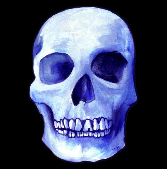 Bones IX Art Print