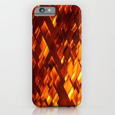 Art Deco Wall Design (found in NY) Slim Case iPhone 6s