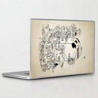 japan Laptop & iPad Skins featuring Japan by Đức Lương