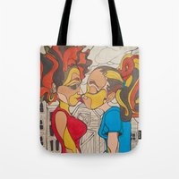 Come Out, Come Out Where… Tote Bag