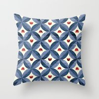 Byzantine Dusk (2) Throw Pillow