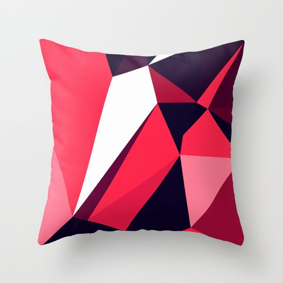 amyrynth fyssyts Throw Pillow