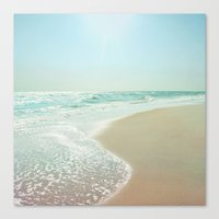 Good Morning Beautiful S… Canvas Print