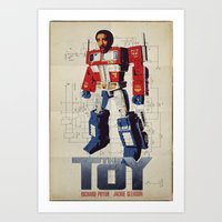The Toy Poster Art Print