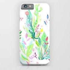 Plants In My Garden Slim Case iPhone 6s