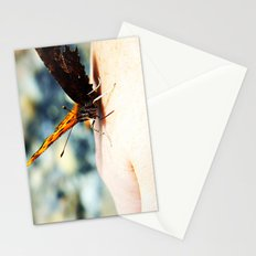 Butterfly Kisses 3 Stationery Cards