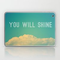 Baby, You Will Shine! Laptop & iPad Skin