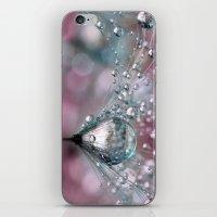 Rasberry Sparkles iPhone & iPod Skin