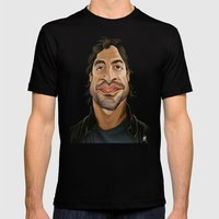 Celebrity Sunday ~ Javie… Mens Fitted Tee Black SMALL