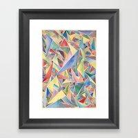 Perfection Isn't Necessa… Framed Art Print