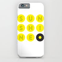 Sunshine iPhone 6 Slim Case