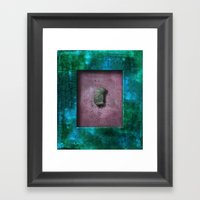 Safe Keeping Framed Art Print