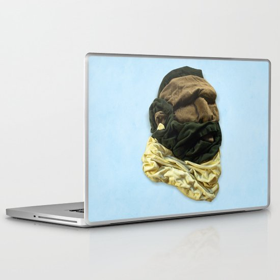 Mr. Tee Laptop & iPad Skin