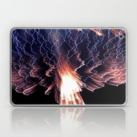 Cloud Of Fire Laptop & iPad Skin