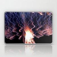Cloud of fire Laptop & iPad Skin