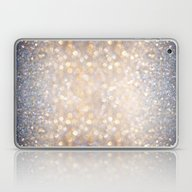 Laptop & iPad Skin featuring Glimmer Of Light (Ombré… by Soaring Anchor Desig…