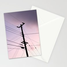 Lines Of Communication Stationery Cards