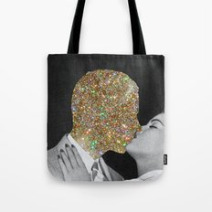 Gold Digging Tote Bag