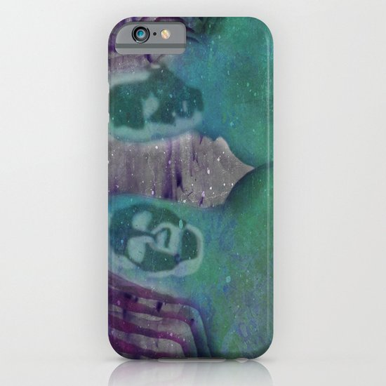 """Instrumental Tourist"" by Mike Zell iPhone & iPod Case"
