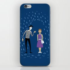 A Helping Hand iPhone & iPod Skin