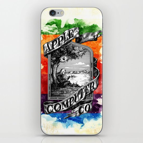 The Apple iVolution iPhone & iPod Skin