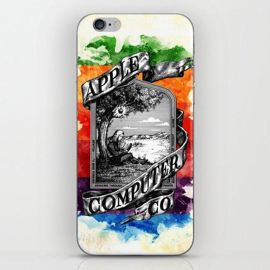 The Apple iVolution iPhone & iPod Skin