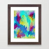 SUGARY GOODNESS - Lovely… Framed Art Print