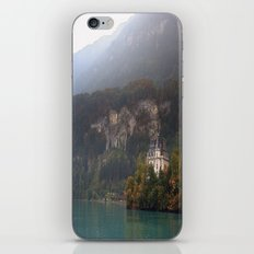 House on the Lake iPhone & iPod Skin