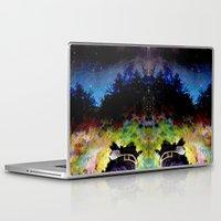 twilight Laptop & iPad Skins featuring Twilight by Ivanushka Tzepesh