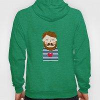 Bearded Sailor Lover Hoody