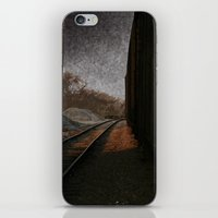 RUST. iPhone & iPod Skin