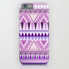Aztec; Purple Dreams iPhone 6 Slim Case