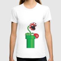 mario T-shirts featuring mario by Molnár Roland